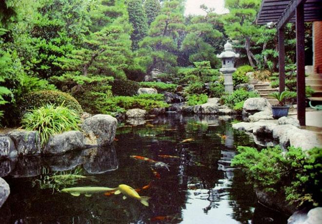 Khu vườn Nhật Wyndham Thanh Thủy